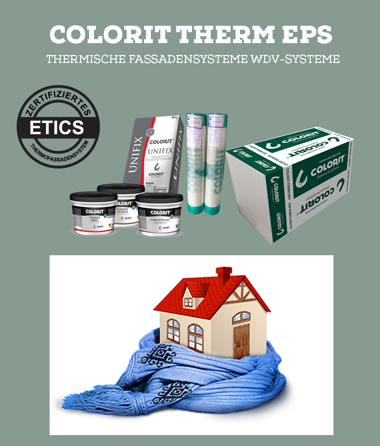 Colorit Therm EPS